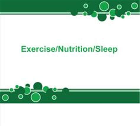Healthy Eating Habits: Support Your Exercise with Proper Diet